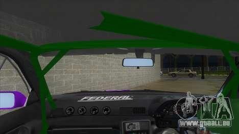Nissan Skyline GT-R 32 für GTA San Andreas Innenansicht
