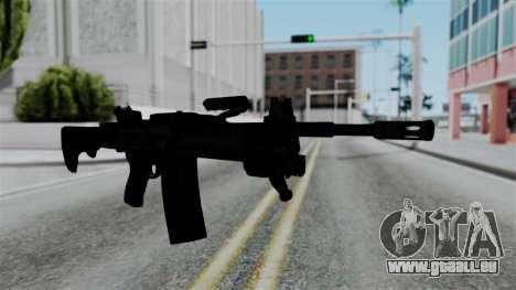 Vice City Beta PS2 Ruger für GTA San Andreas zweiten Screenshot