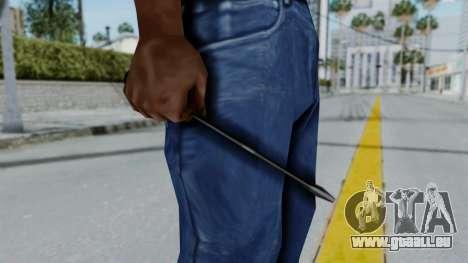 Vice City Screwdriver pour GTA San Andreas deuxième écran