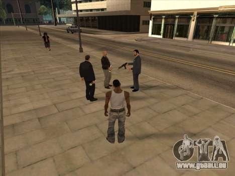 Russen in der Einkaufsstraße für GTA San Andreas fünften Screenshot