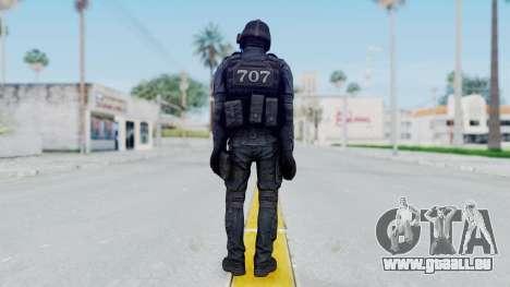 707 Masked from CSO2 pour GTA San Andreas troisième écran