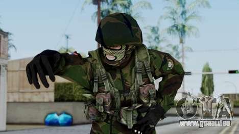 SAJ Maskirna für GTA San Andreas