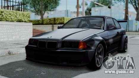 BMW M3 E36 Widebody für GTA San Andreas