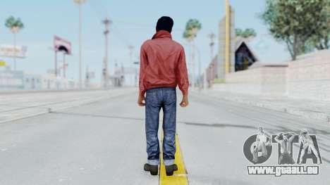 Mafia 2 - Vito Scaletta Renegade für GTA San Andreas dritten Screenshot