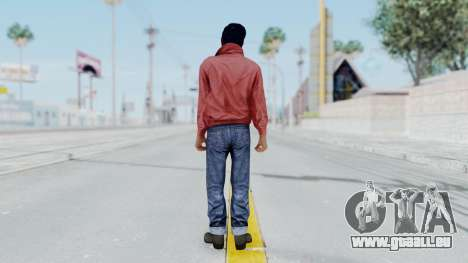 Mafia 2 - Vito Scaletta Renegade pour GTA San Andreas troisième écran