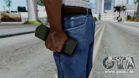 No More Room in Hell - TNT pour GTA San Andreas troisième écran
