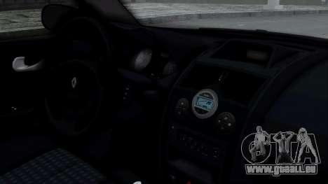 Renault Megane II für GTA San Andreas rechten Ansicht