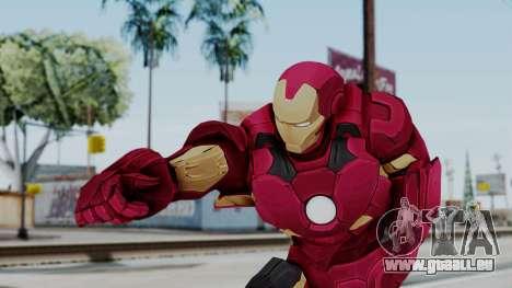 Ironman Skin für GTA San Andreas