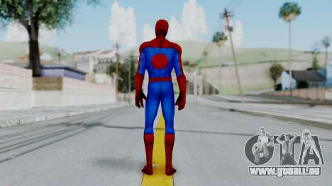 Marvel Future Fight Spider Man Classic v1 für GTA San Andreas dritten Screenshot