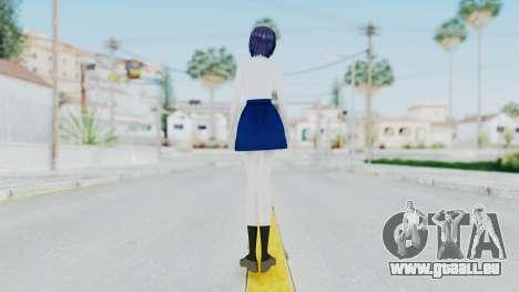 Touka (Tokyo Ghoul) pour GTA San Andreas troisième écran
