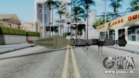 GTA 5 RPG - Misterix 4 Weapons für GTA San Andreas zweiten Screenshot