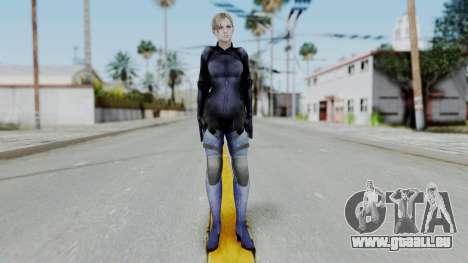 Jill Valentine Battlesuit Closed RE5 pour GTA San Andreas deuxième écran