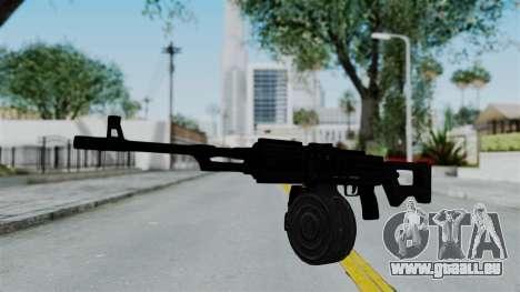 GTA 5 MG pour GTA San Andreas deuxième écran