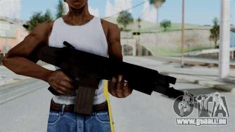 SCAR-L für GTA San Andreas
