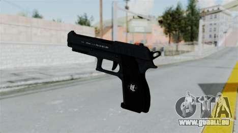 GTA 5 Pistol pour GTA San Andreas deuxième écran