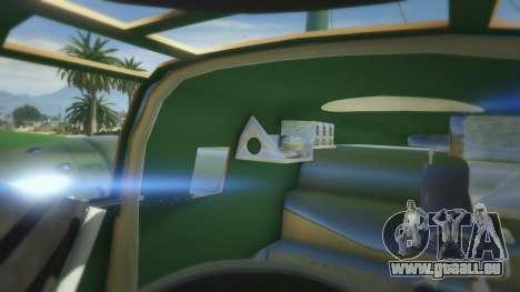 GTA 5 B-25 dixième capture d'écran