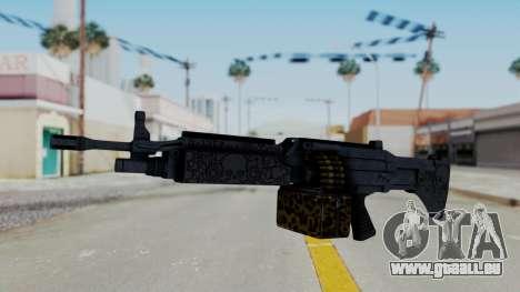 GTA 5 Online Lowriders DLC Combat MG pour GTA San Andreas