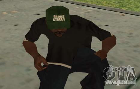 Sweet REINCARNATED für GTA San Andreas her Screenshot
