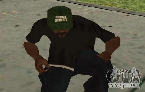 Sweet REINCARNATED für GTA San Andreas her Screenshot