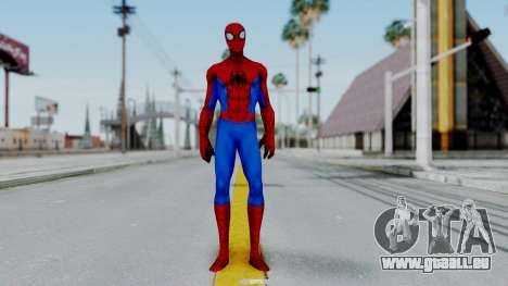 Marvel Future Fight Spider Man Classic v1 für GTA San Andreas zweiten Screenshot