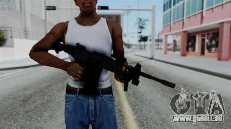 Vice City Beta PS2 Ruger für GTA San Andreas
