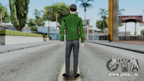 Jacksepticeye pour GTA San Andreas troisième écran