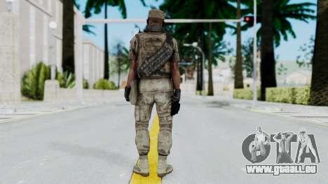 Crysis 2 US Soldier 4 Bodygroup B für GTA San Andreas dritten Screenshot