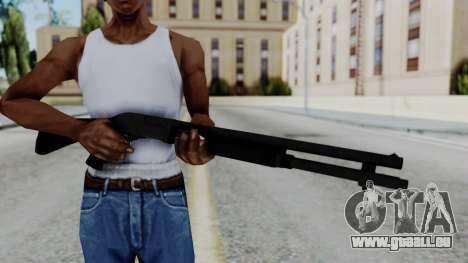 No More Room in Hell - Remington 870 pour GTA San Andreas troisième écran