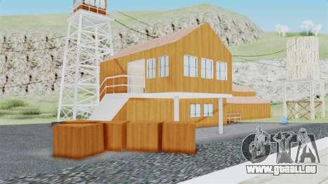 Verdant Meadows Save House Upgrade für GTA San Andreas