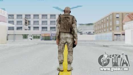 Crysis 2 US Soldier FaceB Bodygroup A pour GTA San Andreas troisième écran