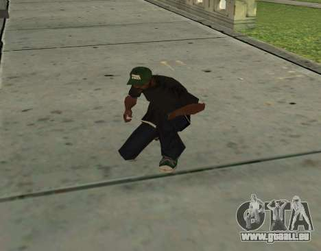 Sweet REINCARNATED für GTA San Andreas dritten Screenshot