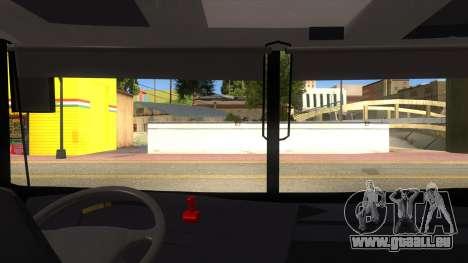 Troyano Calixto IV Vosa 3021 pour GTA San Andreas vue de dessous