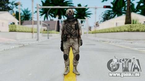 Crysis 2 US Soldier 7 Bodygroup B für GTA San Andreas zweiten Screenshot
