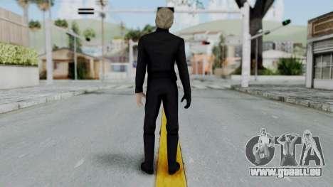 SWTFU - Luke Skywalker Jedi Knight für GTA San Andreas dritten Screenshot