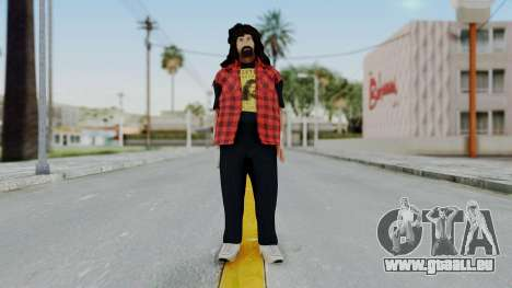 WWE Mick Foley für GTA San Andreas zweiten Screenshot