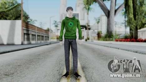 Jacksepticeye pour GTA San Andreas deuxième écran