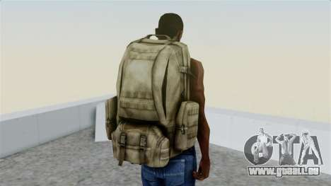 Arma 2 Coyote Backpack für GTA San Andreas dritten Screenshot