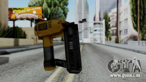 Vice City Beta Nailgun für GTA San Andreas