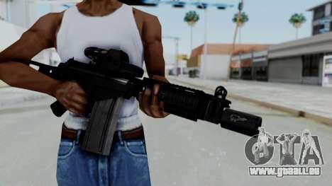 FN FAL DSA für GTA San Andreas dritten Screenshot