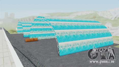 Verdant Meadows Save House Upgrade für GTA San Andreas fünften Screenshot