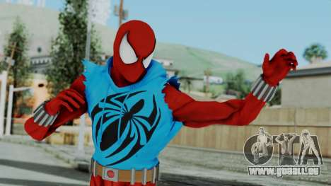 Scarlet Spider Ben Reilly für GTA San Andreas