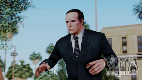Marvel Future Fight Agent Coulson v1 pour GTA San Andreas