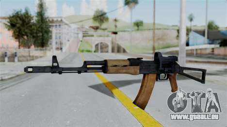Arma2 AKS-74 Cobra für GTA San Andreas