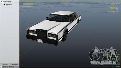 GTA 5 GTA IV Virgo rechte Seitenansicht