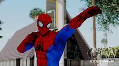 Marvel Future Fight Spider Man Classic v1 pour GTA San Andreas