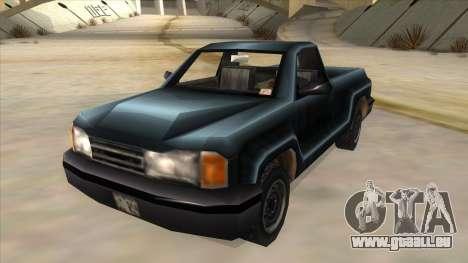 GTA III Bobcat Original Style pour GTA San Andreas