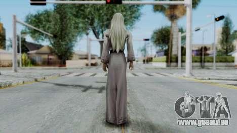 Girl Skin 1 für GTA San Andreas dritten Screenshot