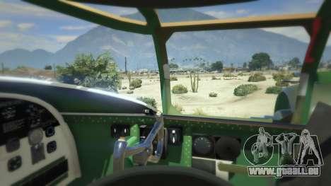 GTA 5 B-25 neunter Screenshot