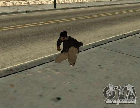 ballas3 [straight outta Compton] für GTA San Andreas dritten Screenshot