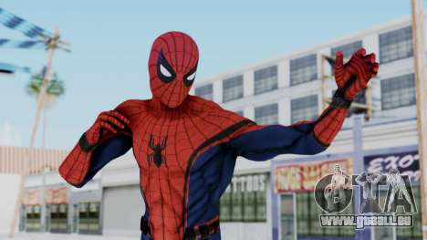 Civil War Spider-Man Alt pour GTA San Andreas